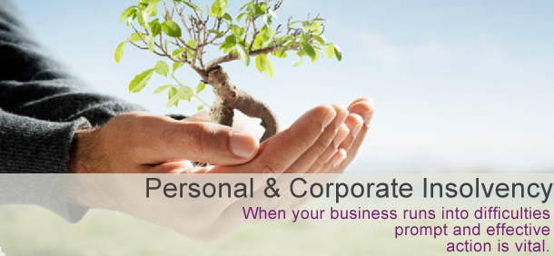 Personal & Corporate Insolvency